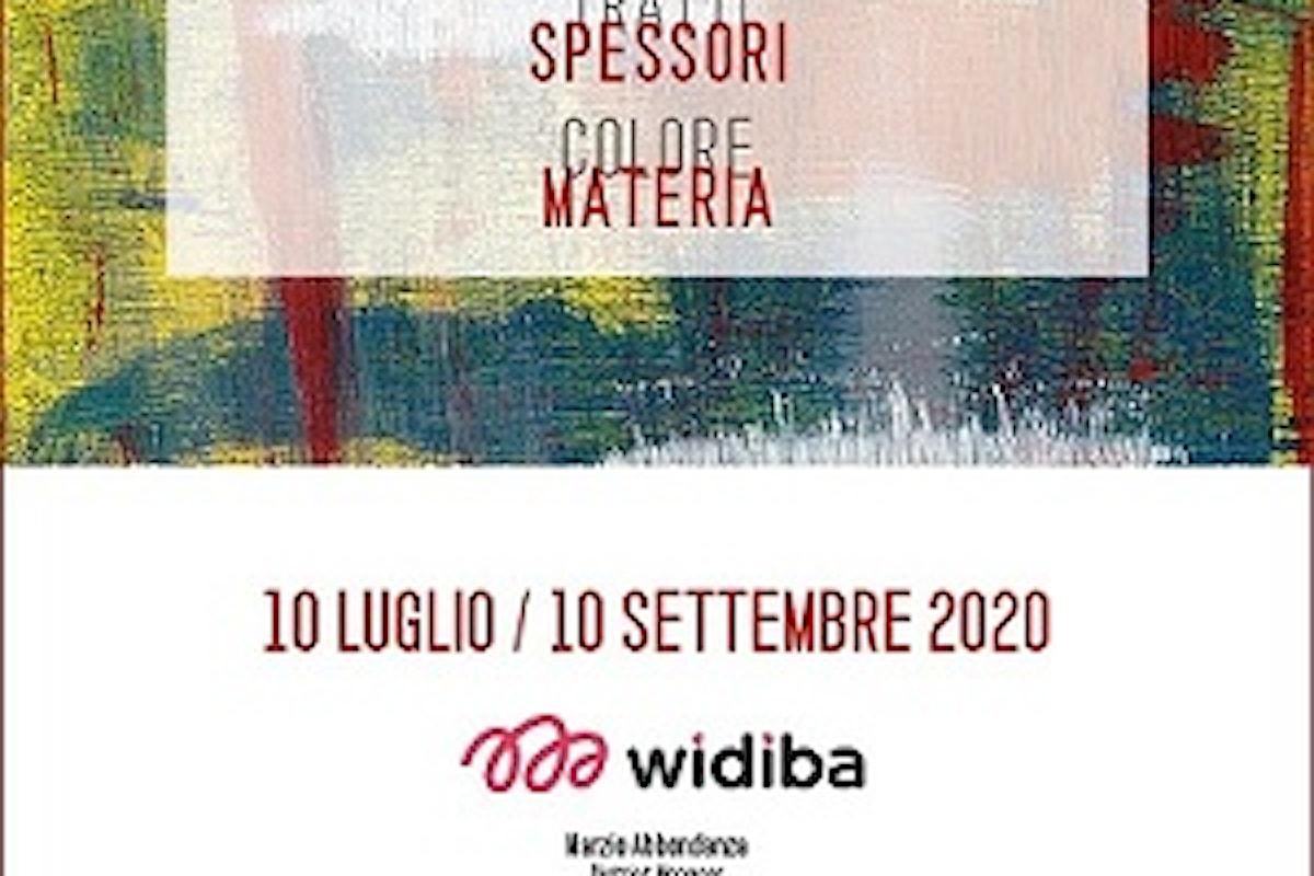 Tratti Spessori Colore Materia, a Cesena la mostra personale di Giancarlo Gagliardi