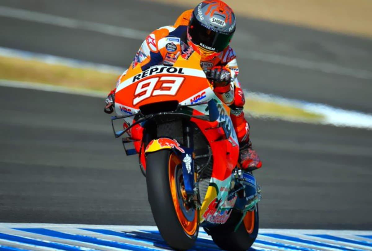 MotoGP, prima giornata di libere per il GP di Spagna ed il più veloce è sempre Marc Marquez