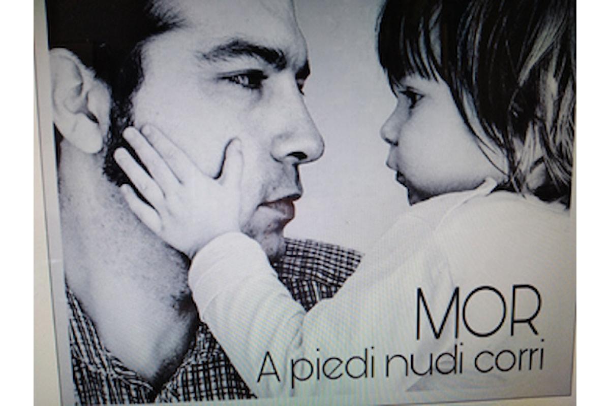 A PIEDI NUDI CORRI: Stefano Mordenti dedica il suo nuovo singolo alla figlia