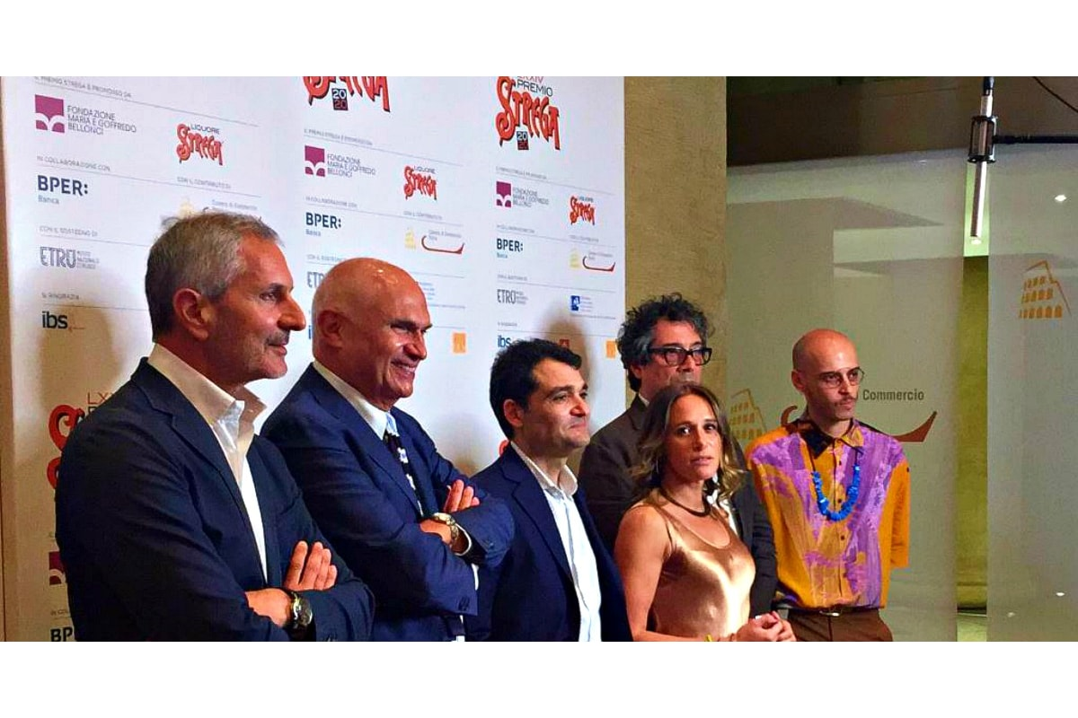 Sandro Veronesi è il vincitore del Premio Strega 2020