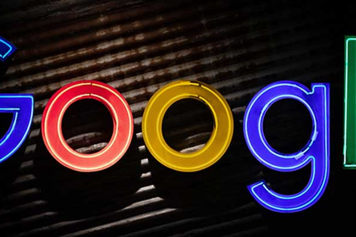 Qual è il logo più allegro del mondo? Google!