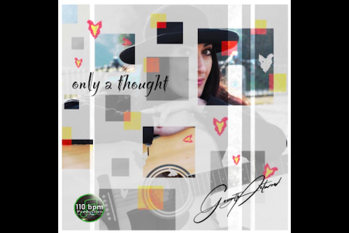 GEORGETTE ARTWOOD torna con un nuovo singolo: ONLY a THOUGHT è finalmente disponibile su tutti i Digital Store