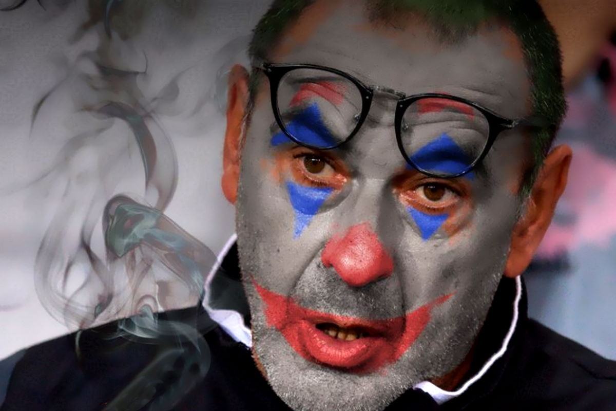 Chi ha perso chi? La Juventus l'ordine o Sarri la lucidità?