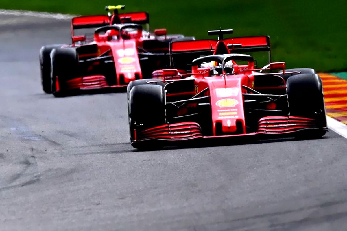 Le scuse della Ferrari dopo Spa. E dopo Monza come si scuseranno?