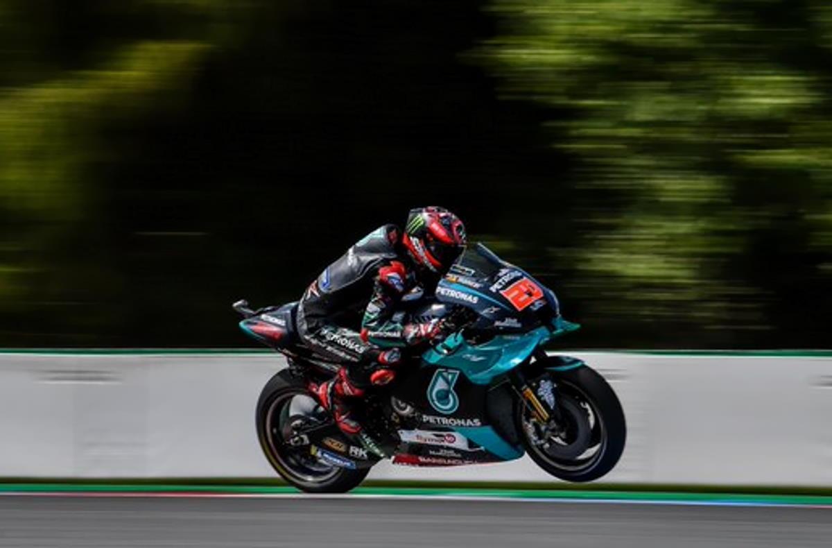 MotoGP, un sorprendente Zarco conquista la pole del GP della Repubblica Ceca