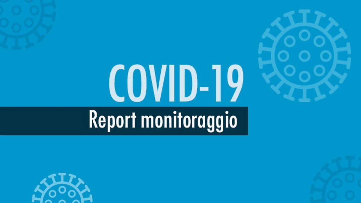Report monitoraggio Covid dal 17 al 23 agosto