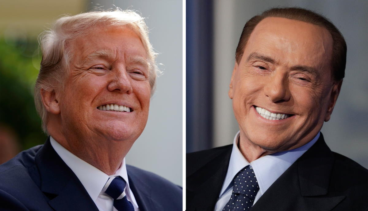 Si scrive Trump, ma si pronuncia Berlusconi