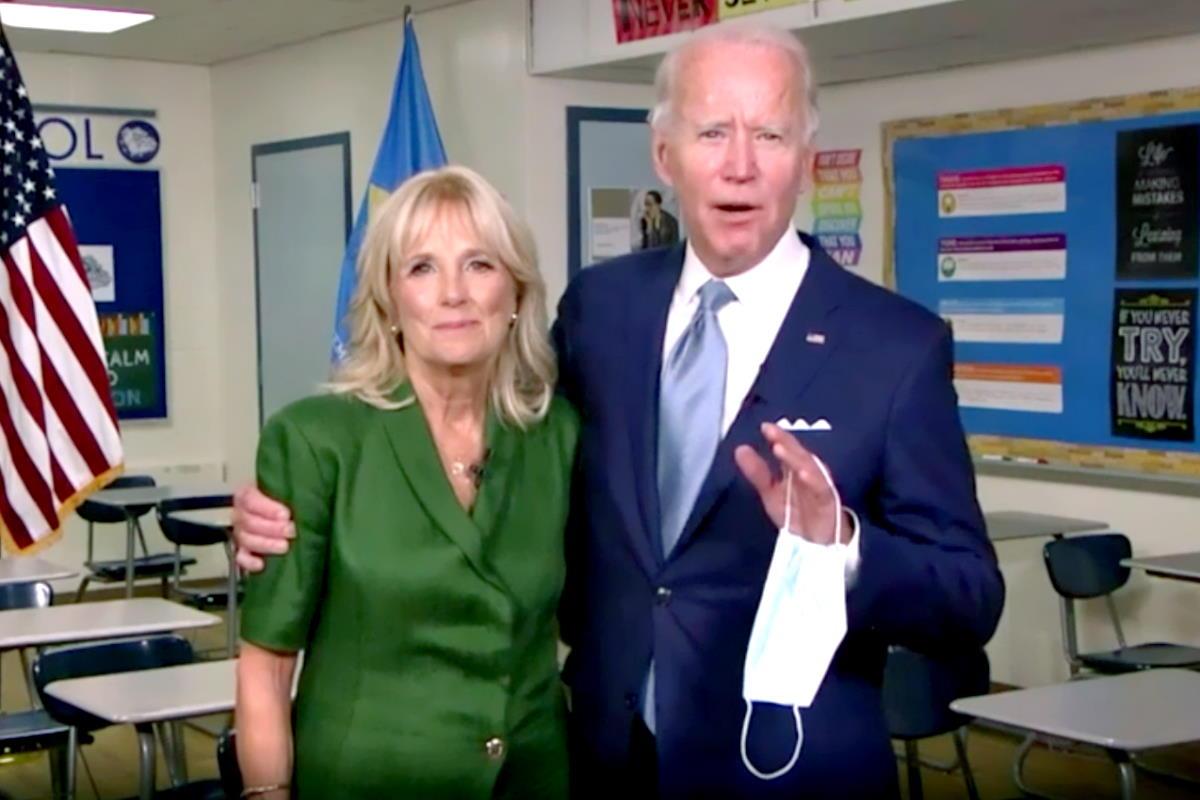 Joe Biden nominato ufficialmente candidato del Partito Democratico alla presidenza degli Stati Uniti