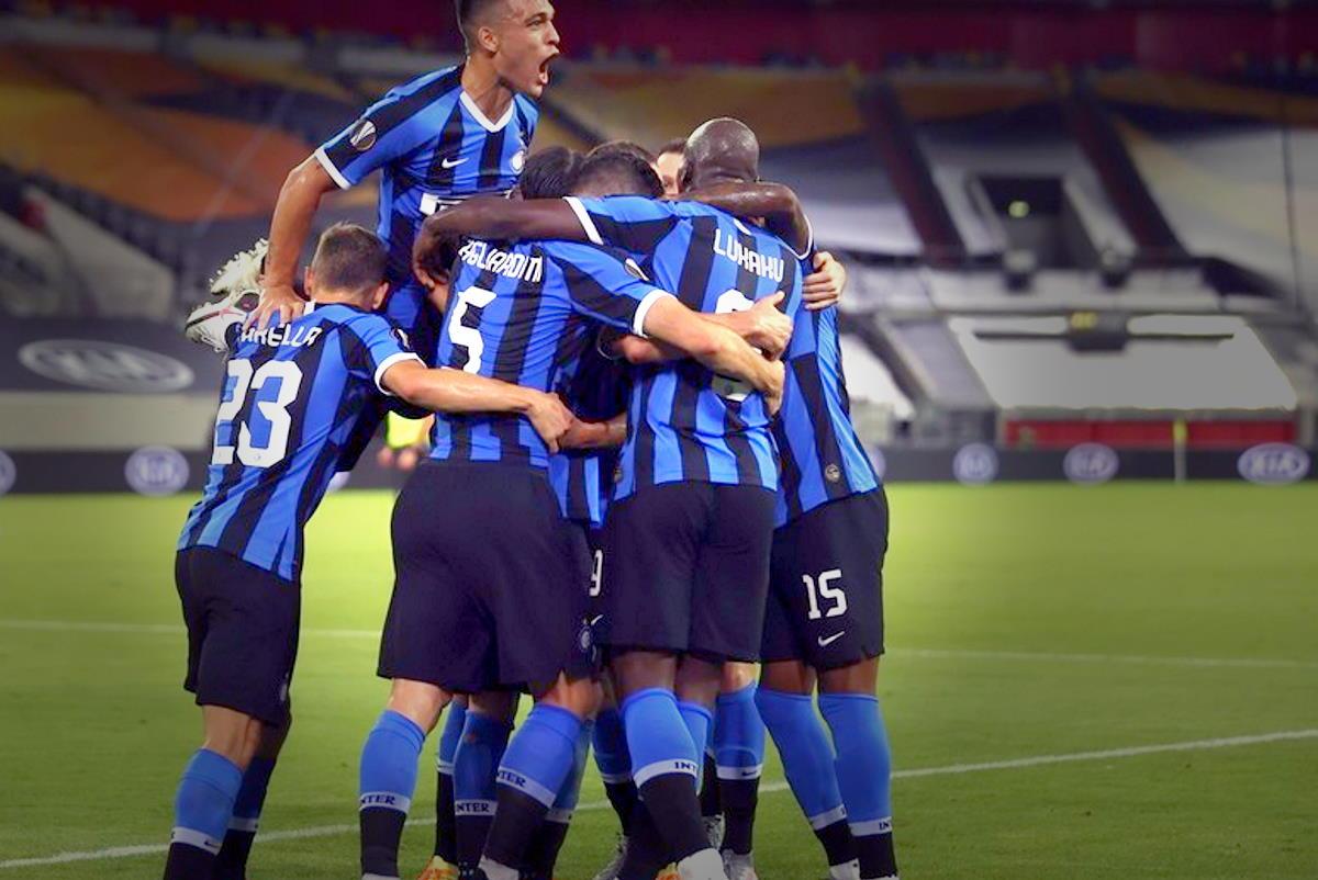 L'Inter travolge 5-0 lo Shakhtar e si giocherà la finale di Europa League con il Siviglia