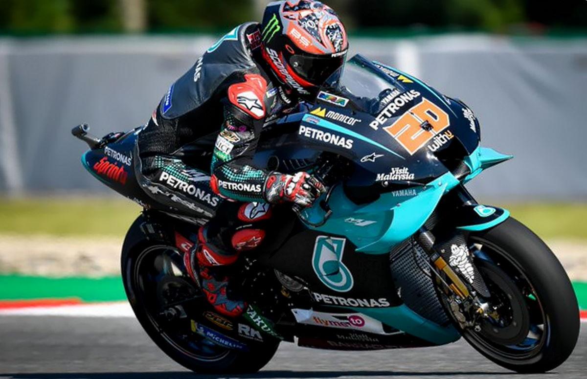MotoGP, le Yamaha del team Petronas le più veloci nel venerdì di Brno
