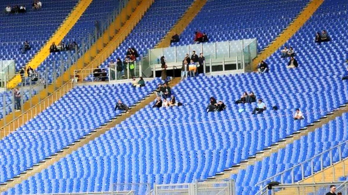Da domenica stadi di Serie A aperti per mille persone: un esperimento per prossime aperture