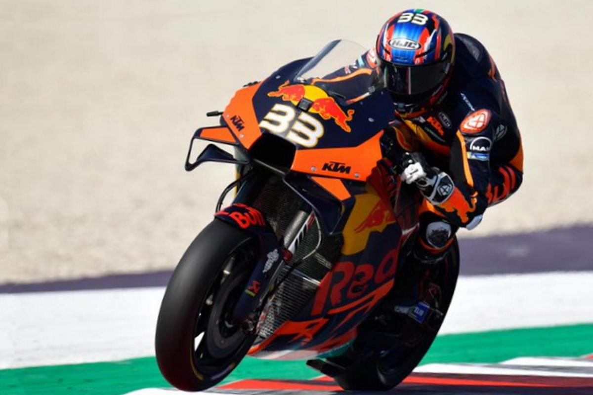 MotoGP, nelle libere del secondo appuntamento a Misano si rivede la KTM