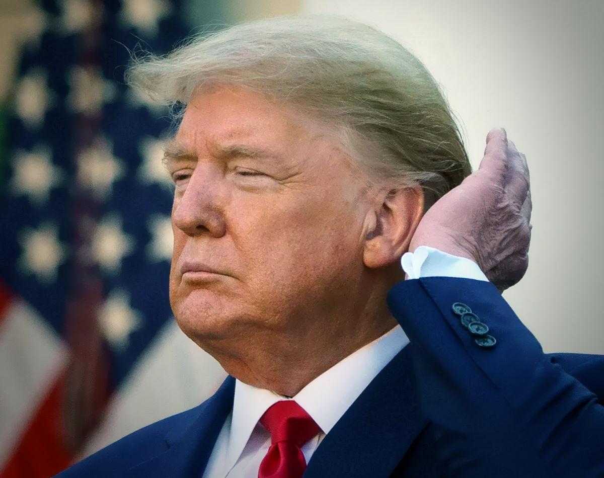 Il patriota Donald Trump ha definito i soldati americani morti in guerra perdenti e fessi
