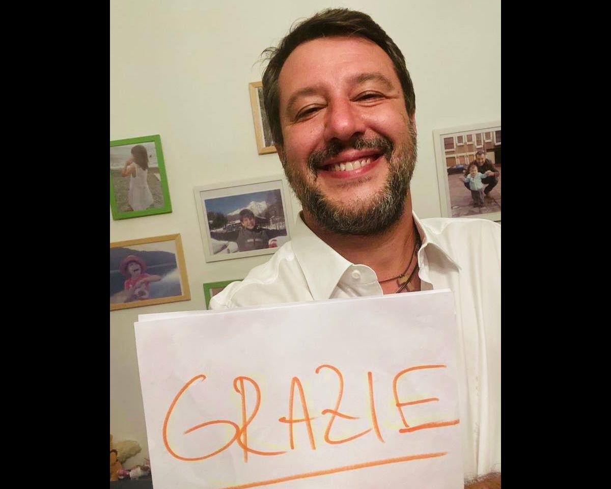 Il voto alle regionali doveva essere la pietra tombale sul governo giallorosso, ma lo sconfitto di giornata è stato Matteo Salvini... che ringrazia!