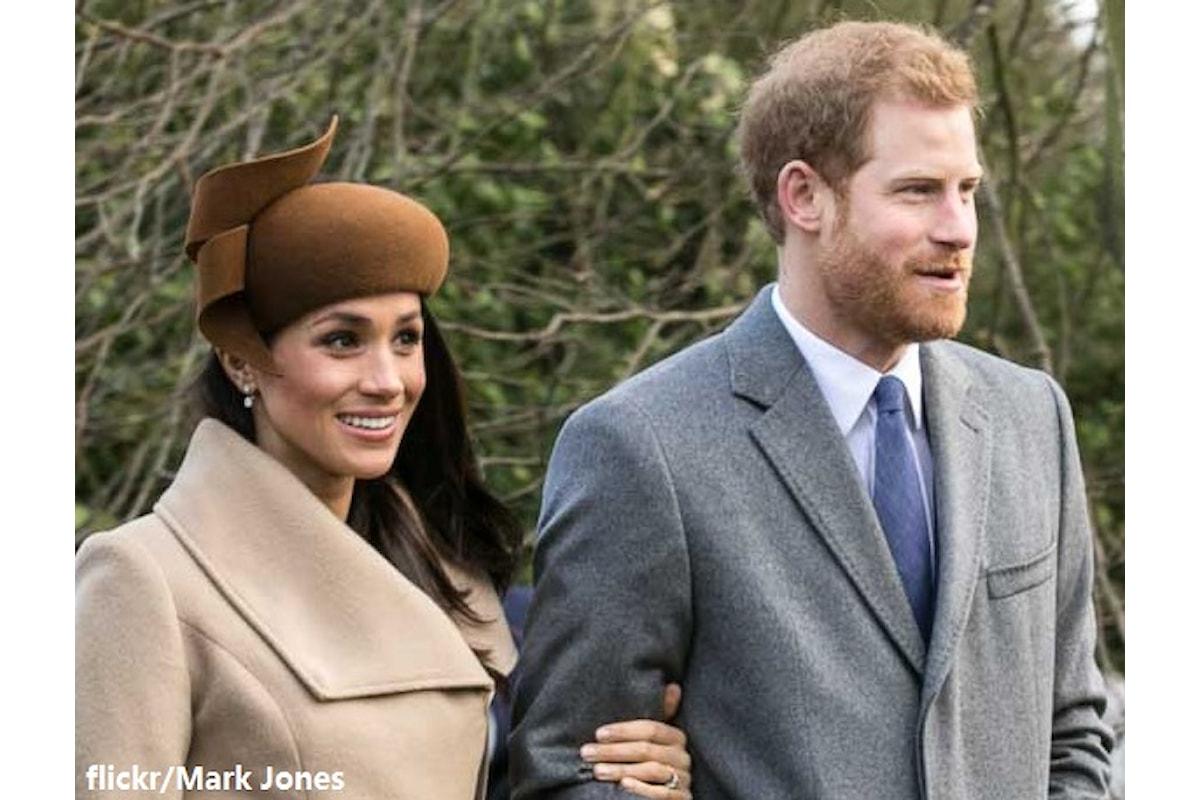 L'accordo del principe Harry e Meghan Markle con Netflix potrebbe includere un documentario sulla principessa Diana