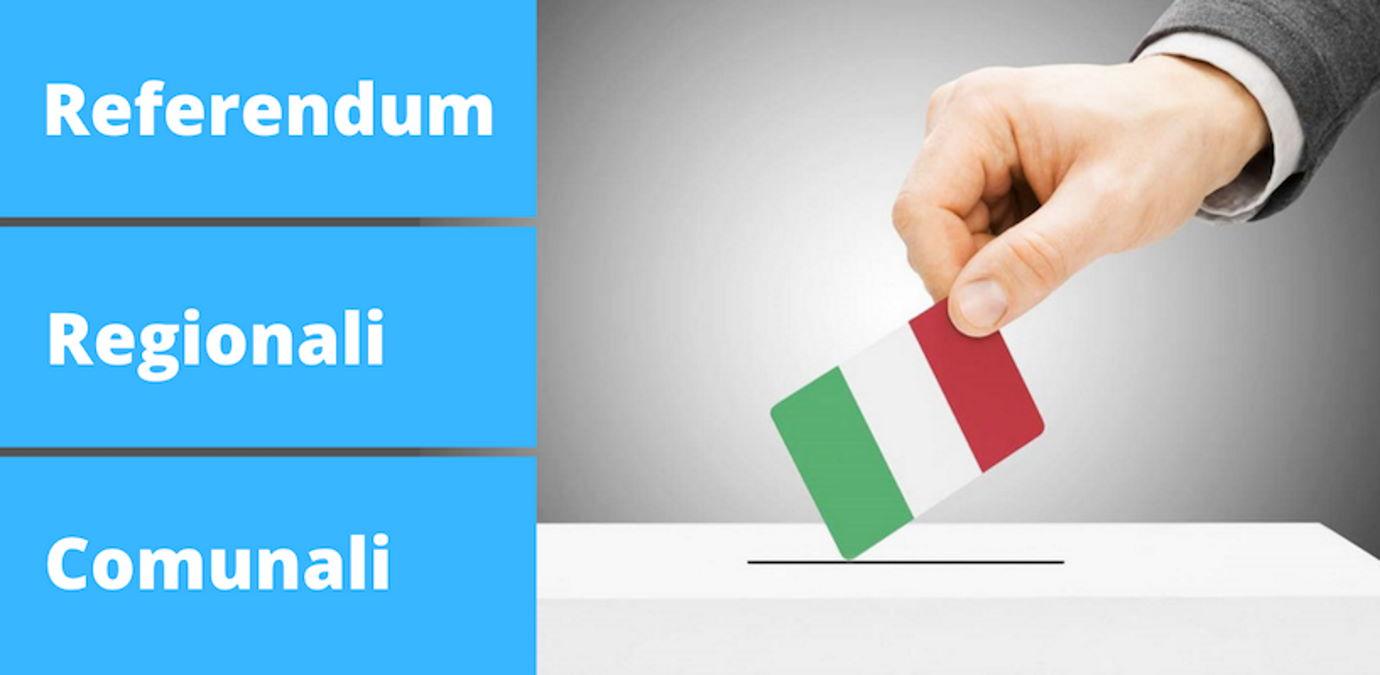 Definite le misure anti contagio per le consultazioni elettorali di settembre 2020