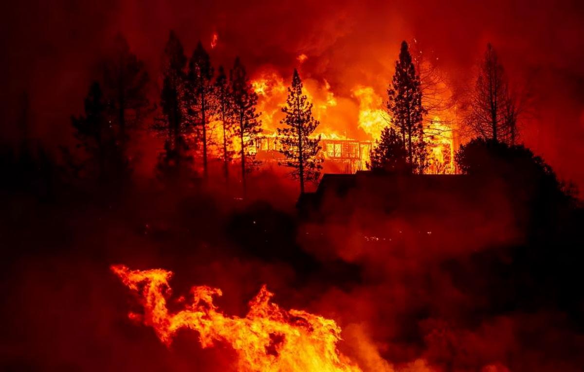 California, Oregon e Washington lottano contro incendi mai visti prima