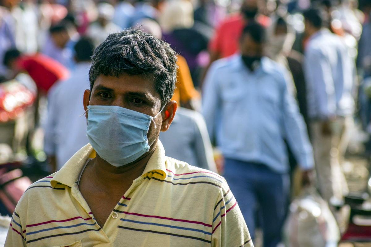 Record di contagi in India: 95.735 nuovi casi di coronavirus nelle ultime 24 ore