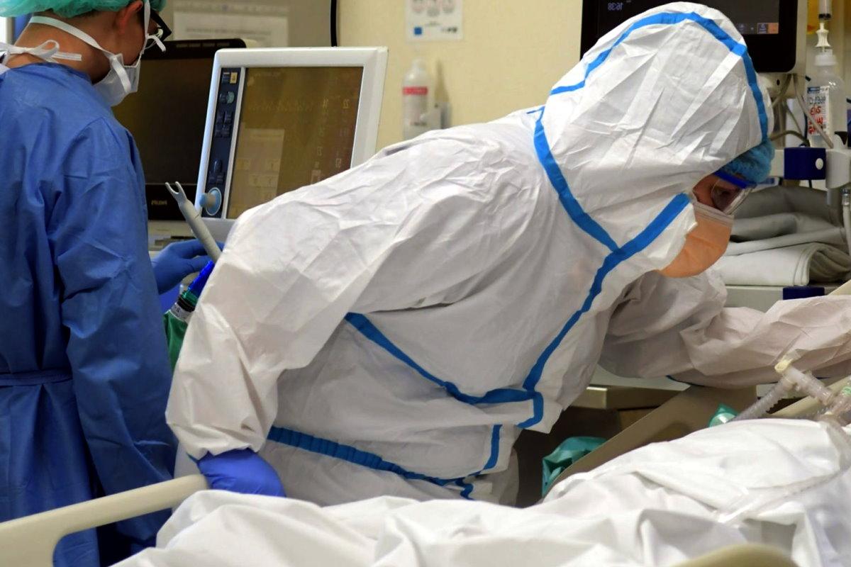 Covid al 1 ottobre: 2.548 nuovi casi, 291 ricoverati in terapia intensiva e 24 morti
