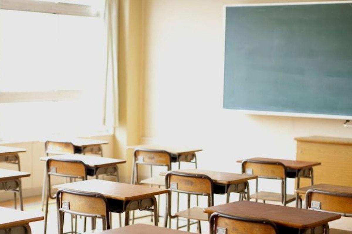 Campania scuola: oggi vertice in Regione per eventuale riapertura
