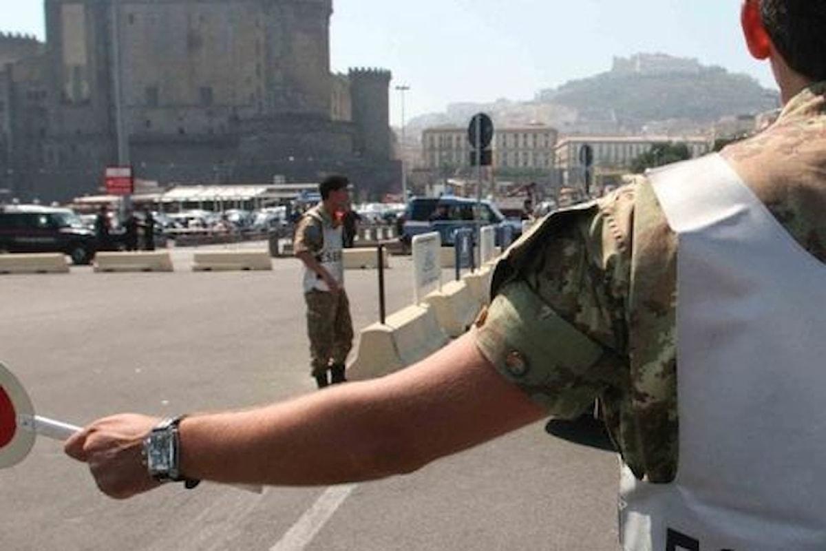 Covid Campania: arriva l'esercito contro gli irresponsabili