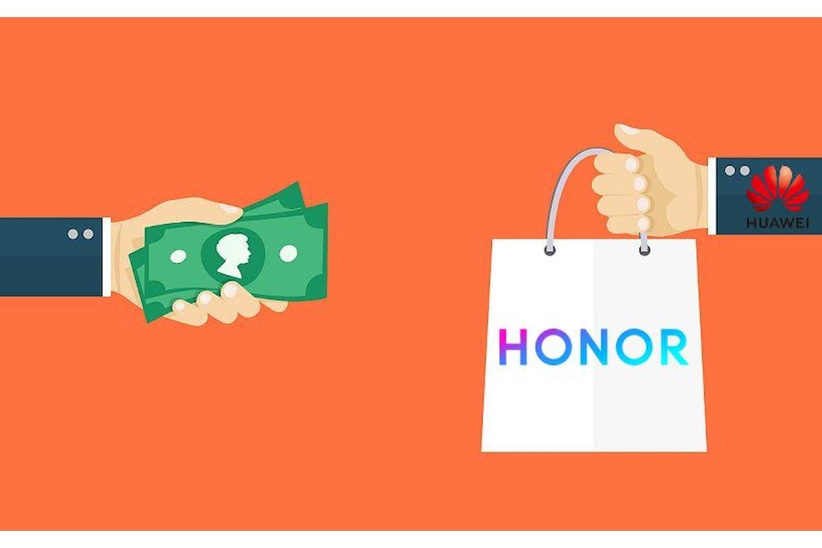 Secondo Ming-Chi Kuo HUAWEI potrebbe decidere di vendere HONOR