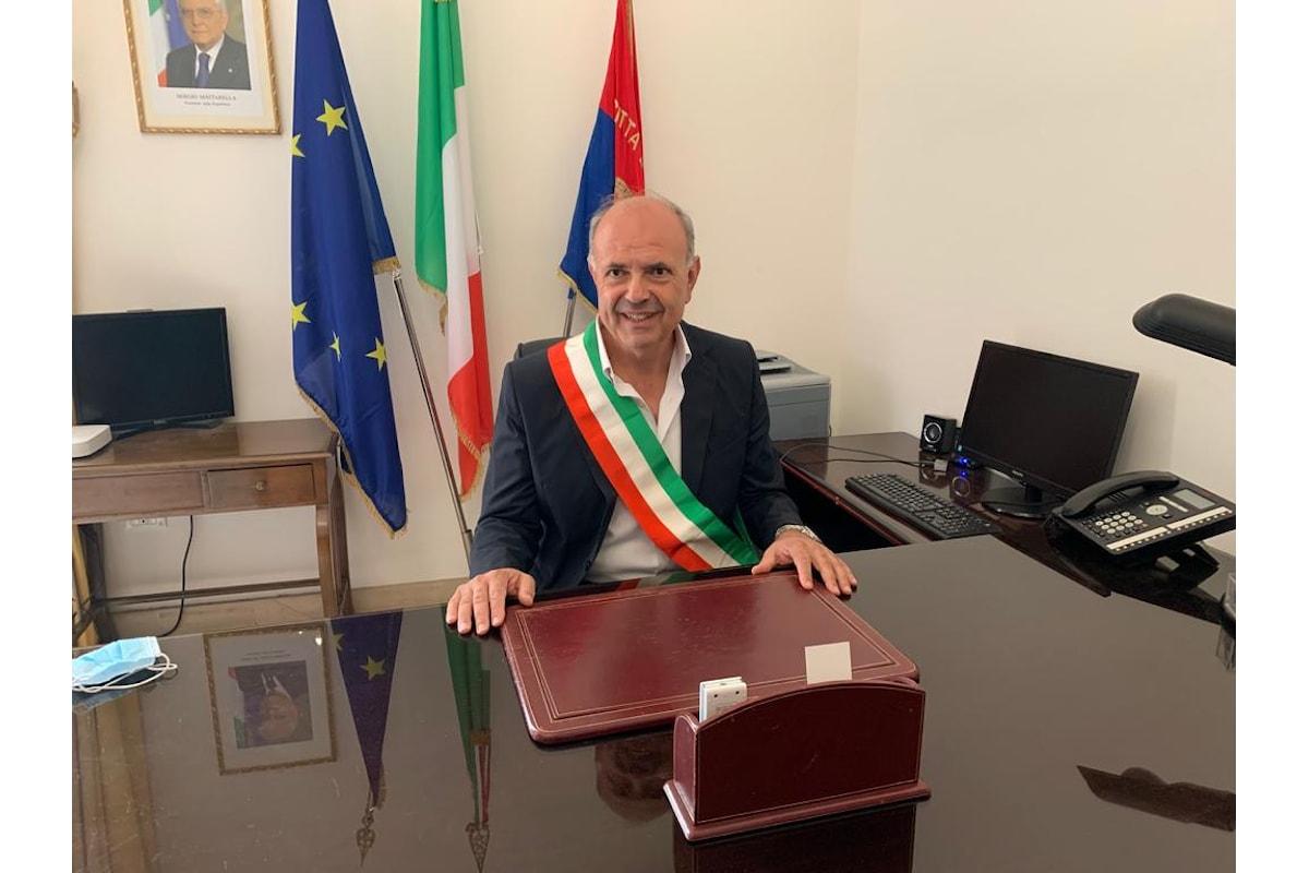 Milazzo (ME) - Midili s'insedia a Palazzo dell'Aquila
