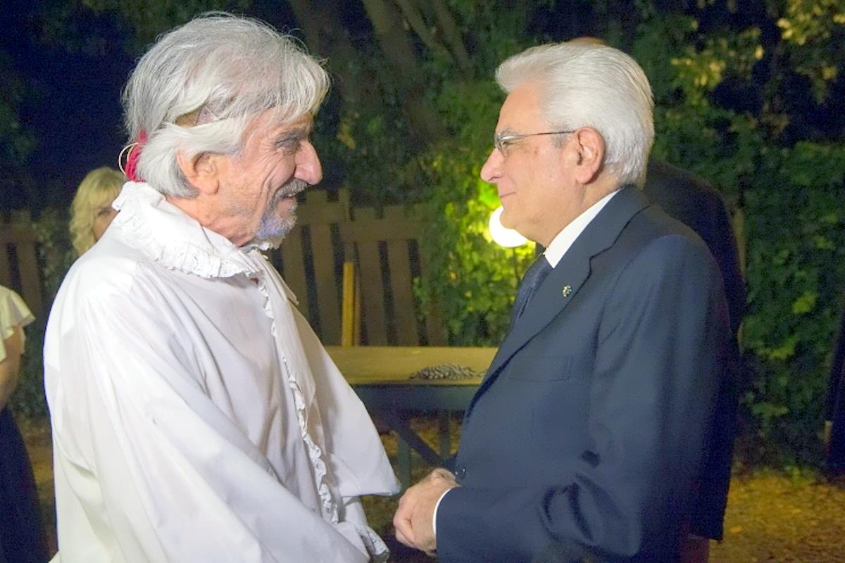 Gigi Proietti è morto nel giorno del suo 80.esimo compleanno