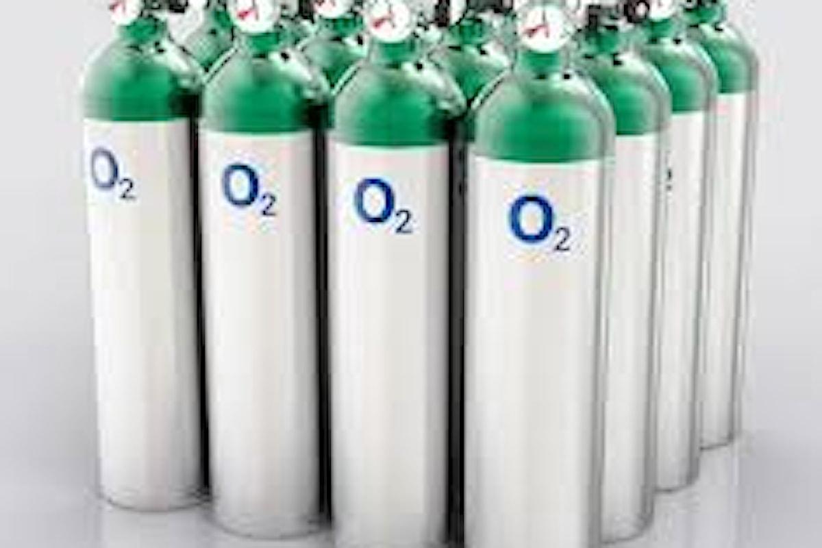 In Campania arriva la bombola di ossigeno sospesa