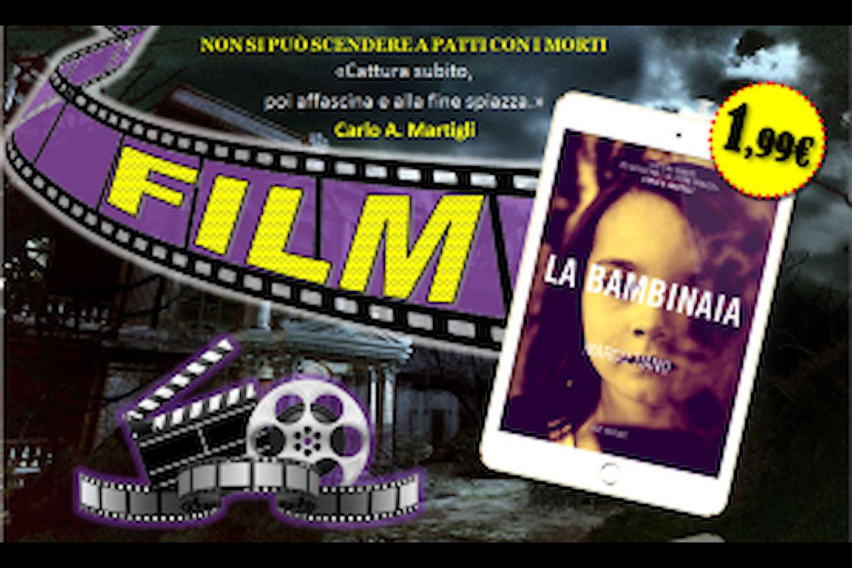 Dal libro LA BAMBINAIA di Marco Tiano sarà tratto un film prodotto da Rose Ganguzza