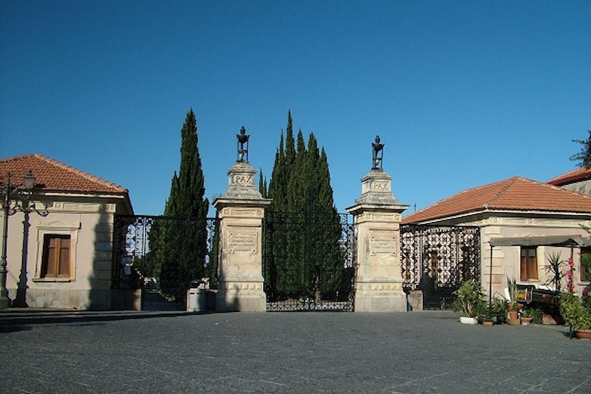 Milazzo (ME) - Giunta approva assegnazione delle aree cimiteriali alle Confraternite