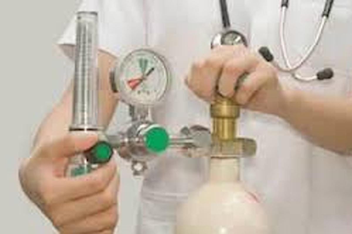 Ossigeno per gli ammalati Covid. Anche L'AIFA darà indicazioni per un uso responsabile