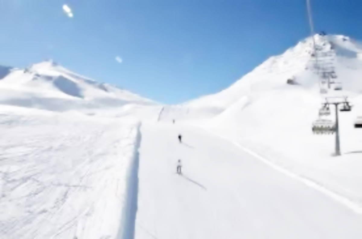 Discoteche da sci, tra marce della pace e cioccolato