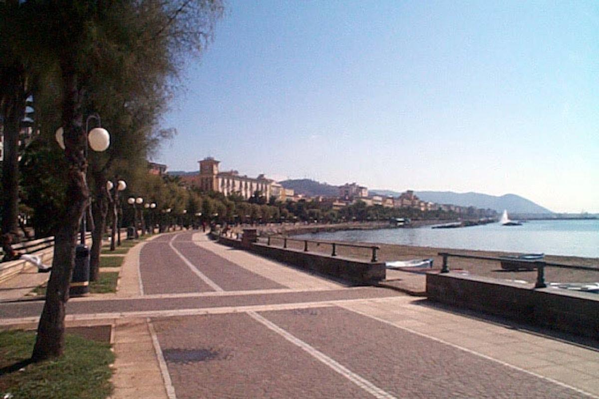 Salerno Covid: chiuso lungomare e Villa Comunale nei Weekend