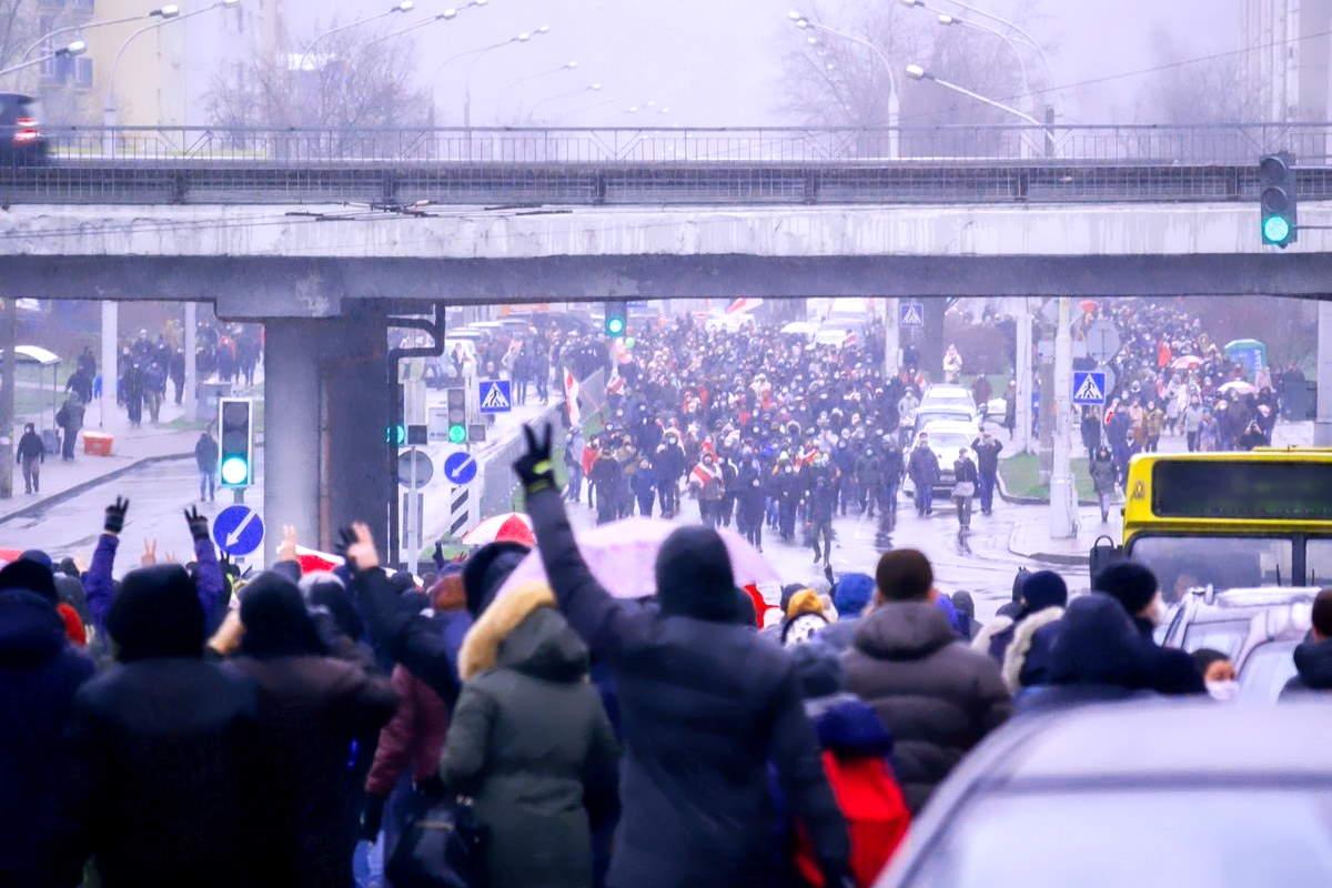 Bielorussia, adesso anche i pensionati chiedono le dimissioni di Lukashenko