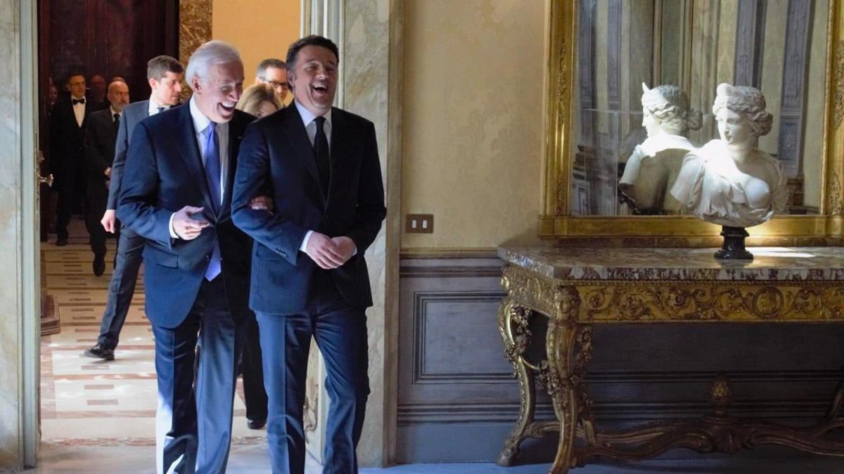 Ecco perché la crisi in corso in Italia è colpa di Biden