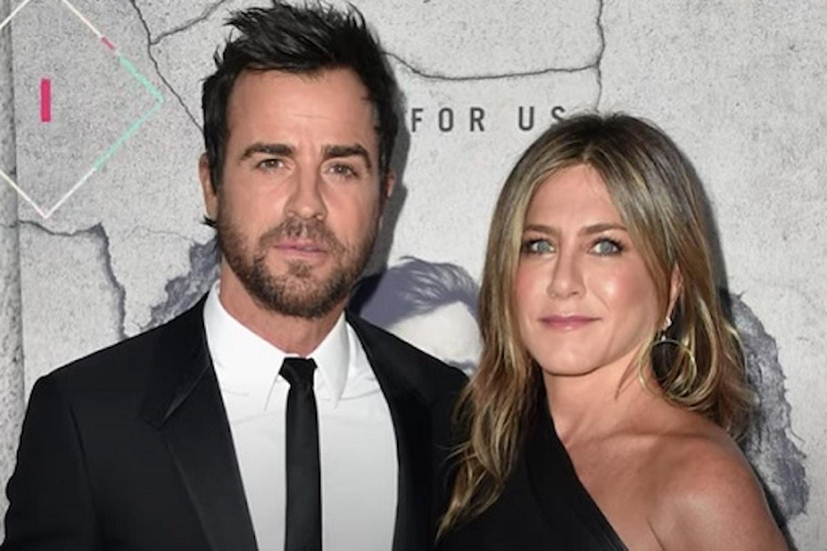 Jennifer Aniston: un commento del suo ex Justin Theroux, fa impazzire il web! (FOTO)