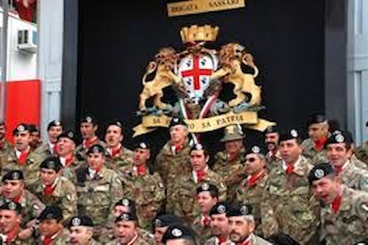 Bitti, i fanti della Brigata Sassari lasciano Bitti, il sindaco: Non dimenticheremo mai ciò che avete fatto per noi
