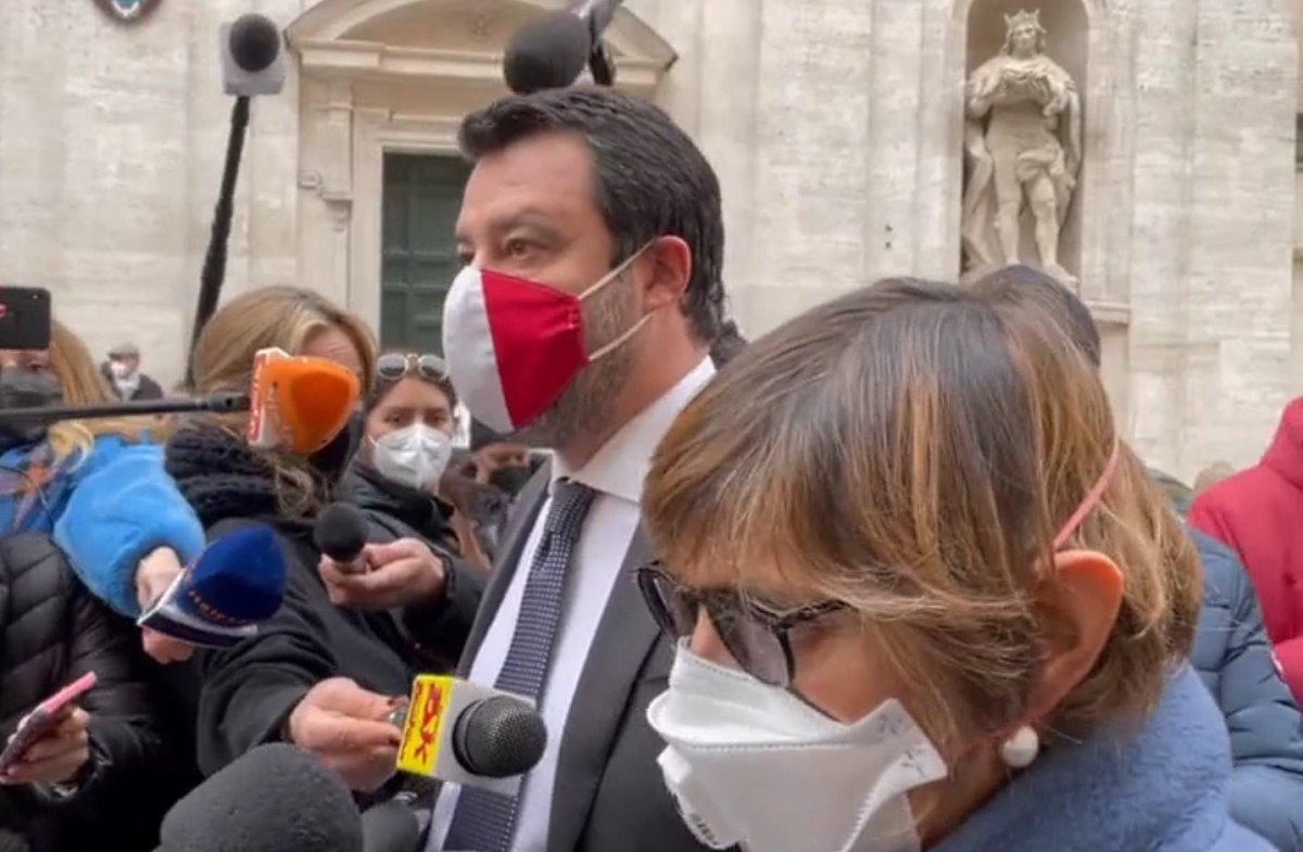 La testimonianza del premier Conte al processo per il caso Gregoretti