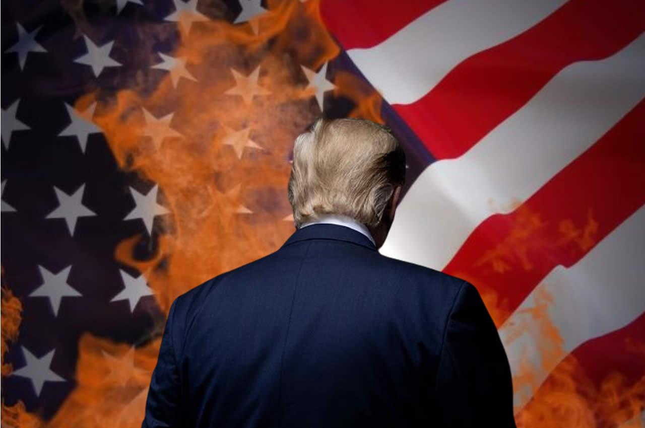 Gli Stati Uniti a ferro e fuoco per un insurrezione dei supporter di Trump che ha causato 4 morti e 13 feriti