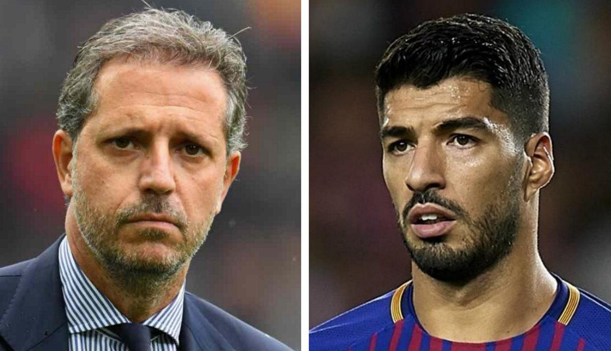 Tra Juventus e Suarez era già stato trovato l'accordo per il passaggio in bianconero