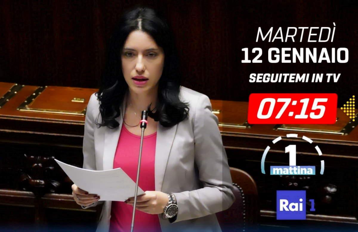 L'intervista della ministra Azzolina a Uno Mattina: Chiederò ristori formativi