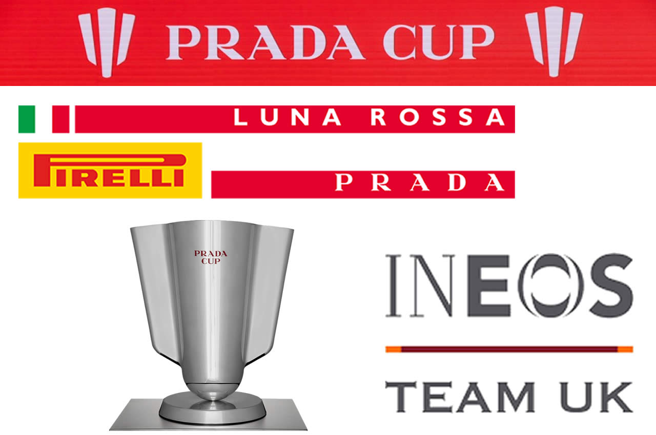 Coppa America 2021, Luna Rossa alla prova di Ineos UK