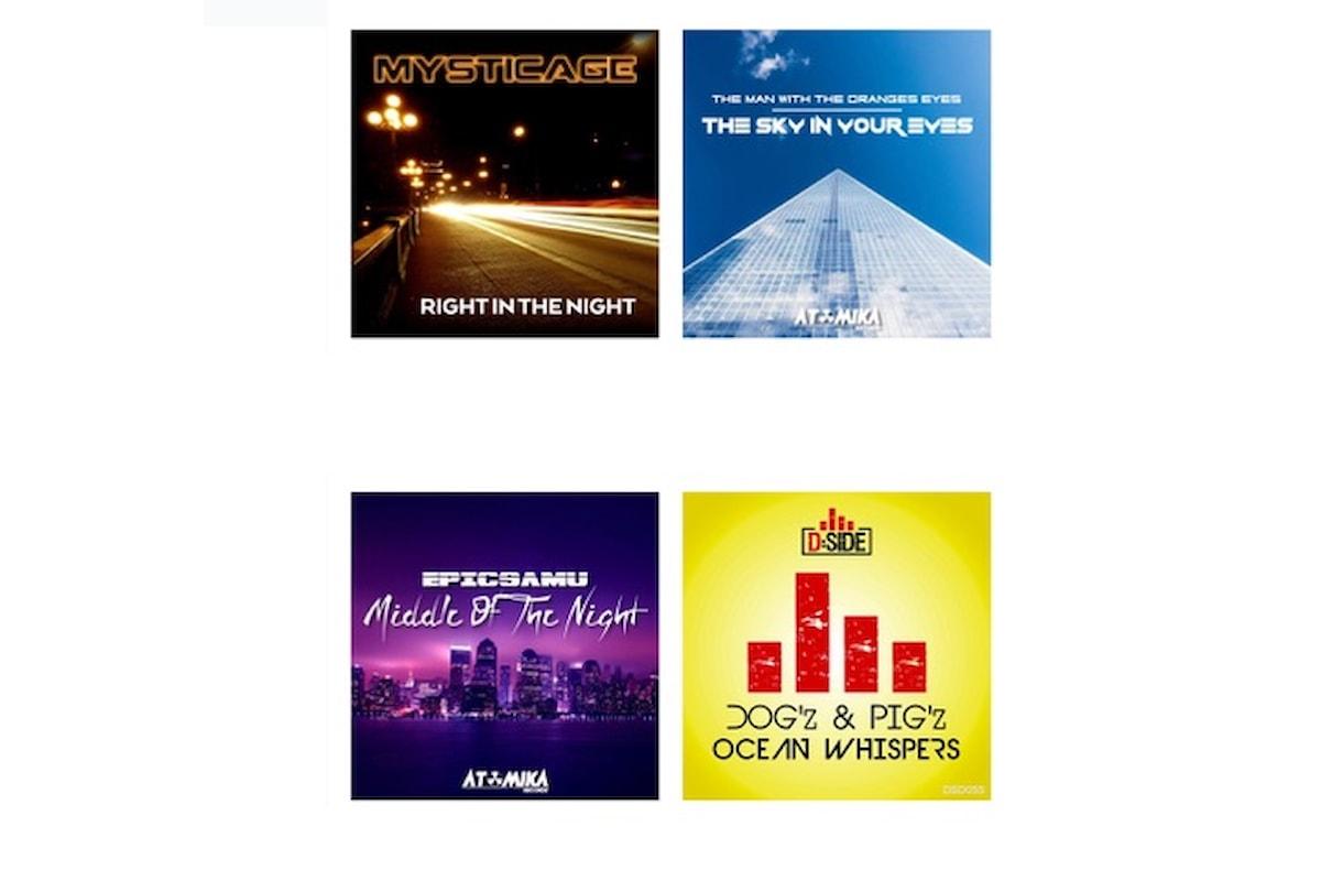 JayWork Music Group: chill out con i Mysticage, pop dance con Epicsamu... Mille spunti creativi per artisti e dj