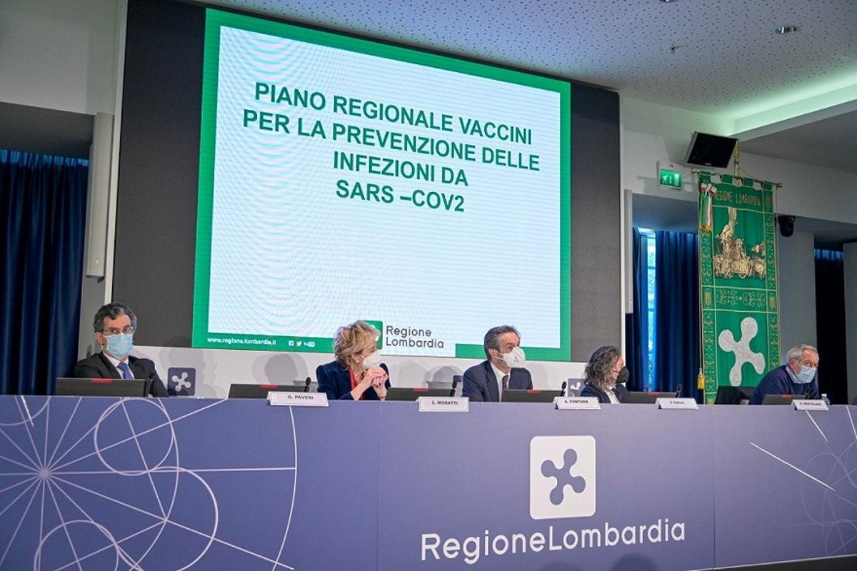 Covid e il piano vaccinale: l'efficienza lombarda