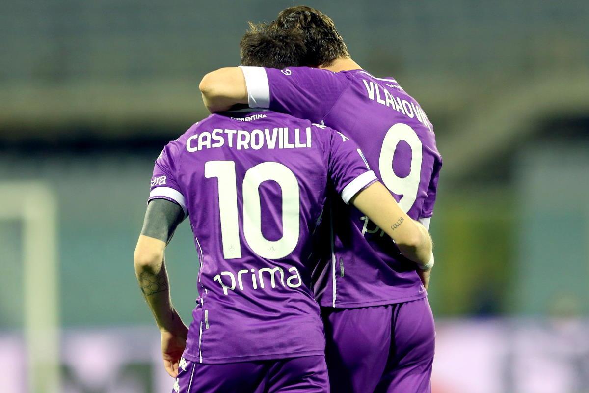 Serie A, 23.esima giornata: Fiorentina-Spezia 3-0