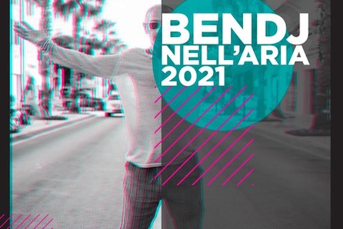 Ben Dj, il nuovo singolo è Nell'Aria