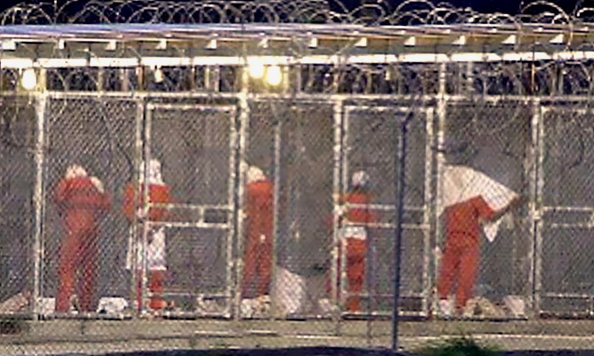 L'amministrazione Biden vuole chiudere il carcere di Guantanamo