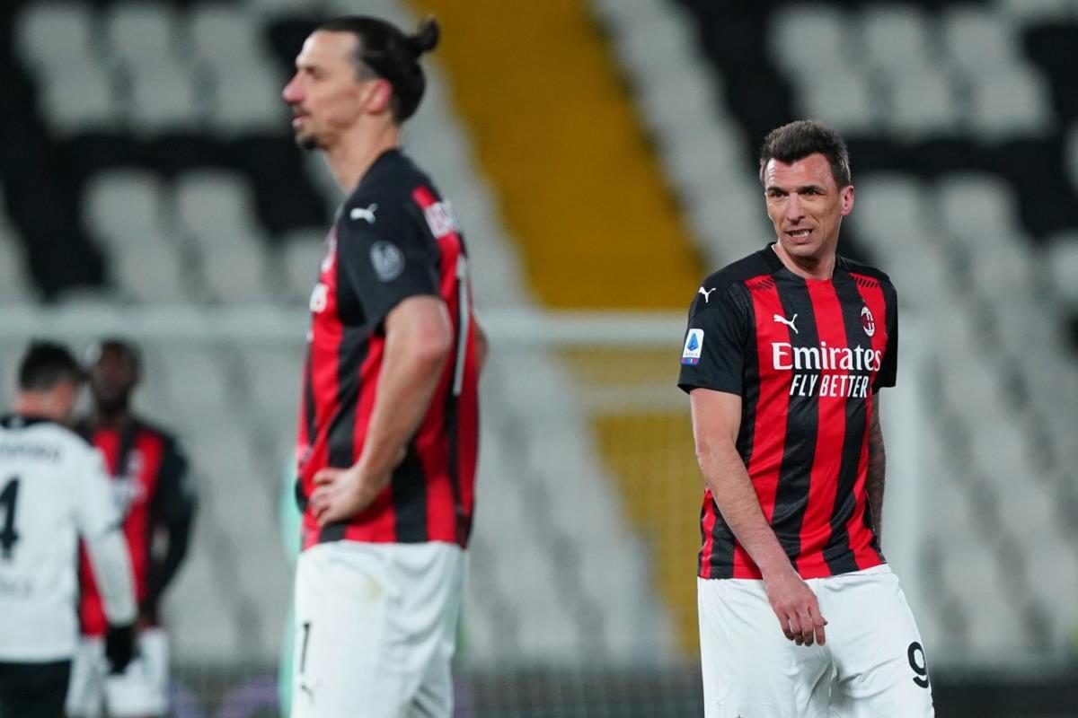Lo Spezia condanna il Milan e l'Inter può tentare il sorpasso in classifica