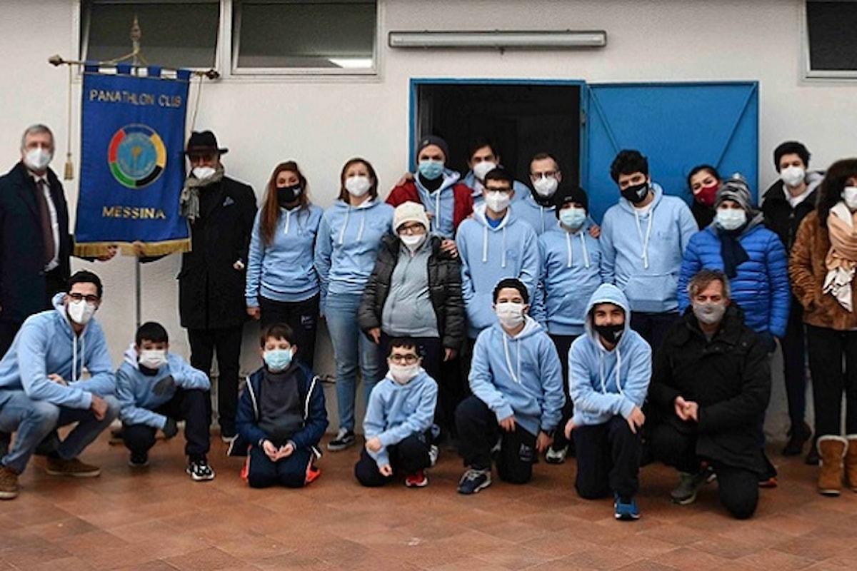 Messina - Panathlon Messina e Club Nautico Paradiso uniti ad un progetto per atleti paralimpici